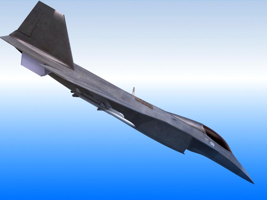 J-14 China Fighter ( 281.51KB jpg by maxman )
