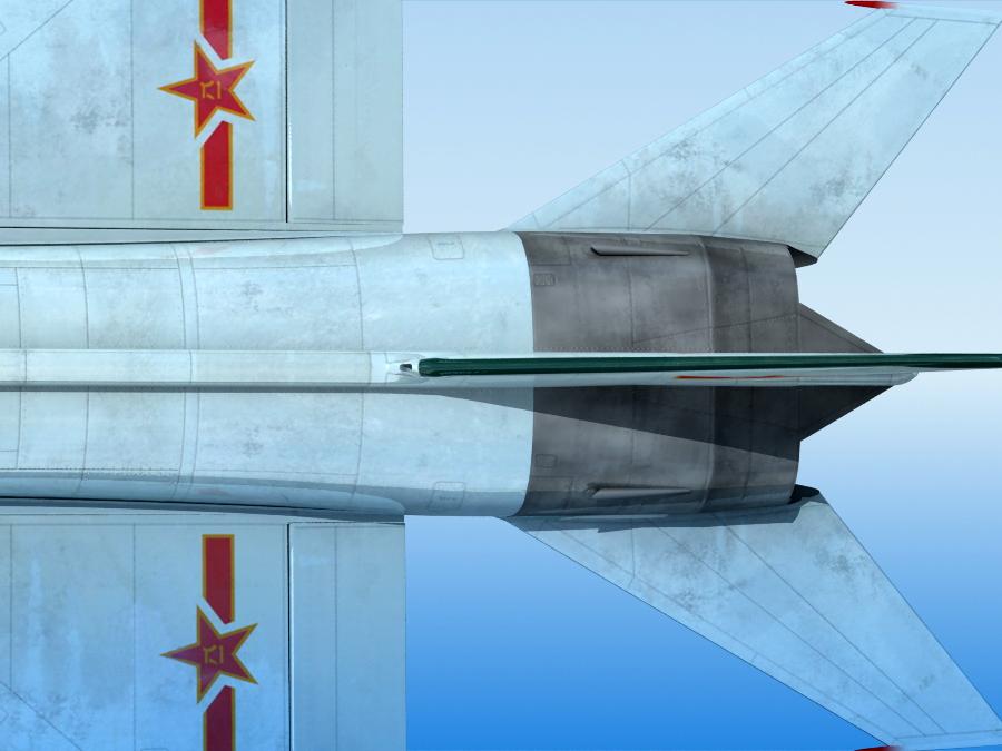 j-8f china сөнөөгч 3d загвар 3ds max fbx obj 123552