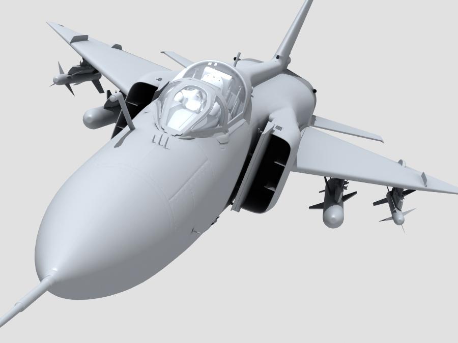 j-8f china сөнөөгч 3d загвар 3ds max fbx obj 123559