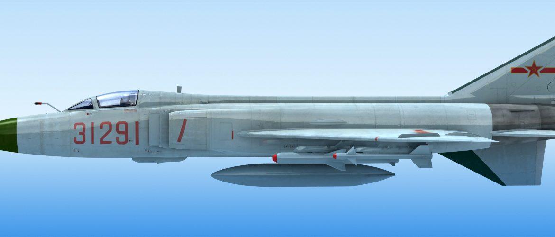 J-8F China Fighter ( 331.95KB jpg by maxman )
