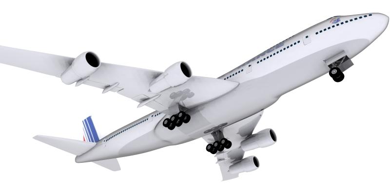 boeing air france 3d model max 115010