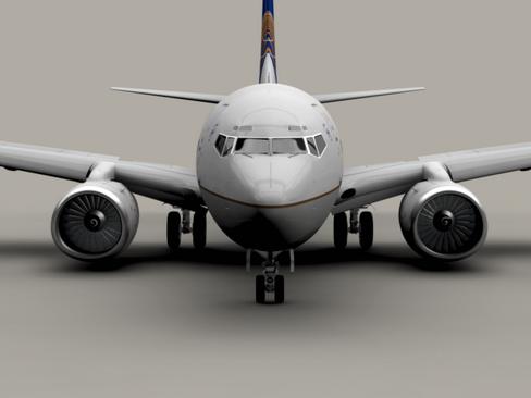 Boeing 737-600 Continental Airlines ( 100.21KB jpg by Behr_Bros. )