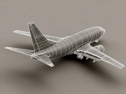 Boeing 737-600 Continental Airlines ( 128.51KB jpg by Behr_Bros. )