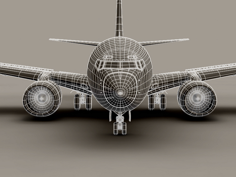 Boeing 737-600 Continental Airlines ( 124.01KB jpg by Behr_Bros. )