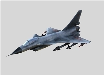 chinese military aircraft j10 3d model 3ds max ma mb obj 84686