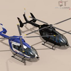 EC145 law enforcement ( 85.19KB jpg by tartino )
