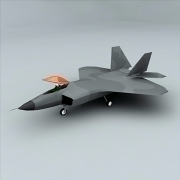 military aircraft 3d model max 100634