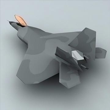 military aircraft 3d model max 100635
