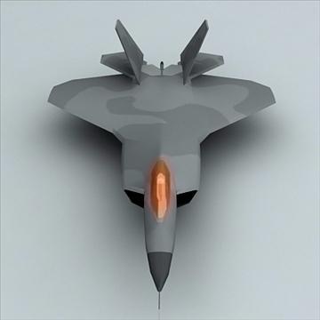 military aircraft 3d model max 100636