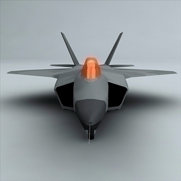 military aircraft 3d model max 100637