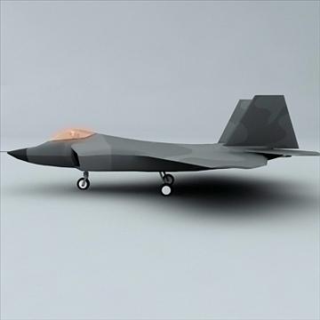 military aircraft 3d model max 100638