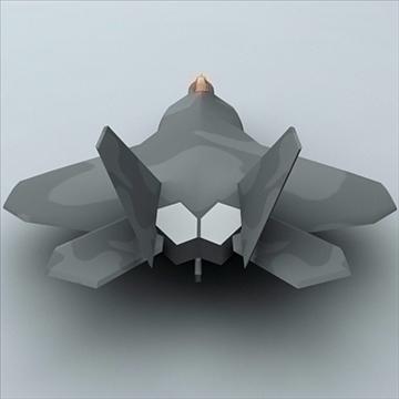 military aircraft 3d model max 100640