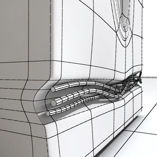 3D Model Dental Implant ( 66.04KB jpg by VKModels )