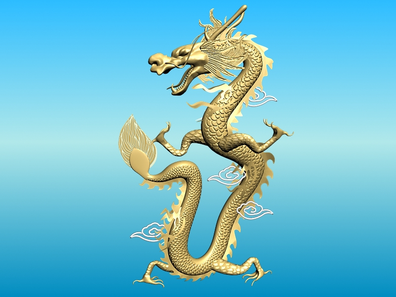 Chinese Dragon 02 ( 243.63KB jpg by aegean )