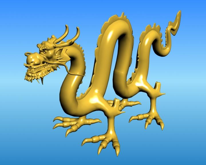 Chinese Dragon 03 ( 201.11KB jpg by aegean )