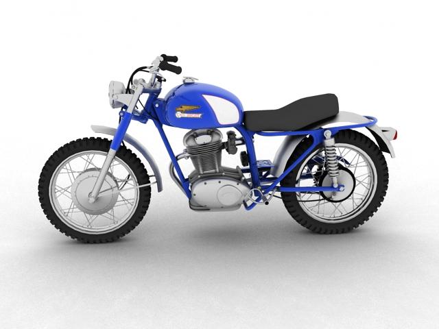 sgrialwr ducati 250 1964 3d model 3ds max fbx c4d obj 154997