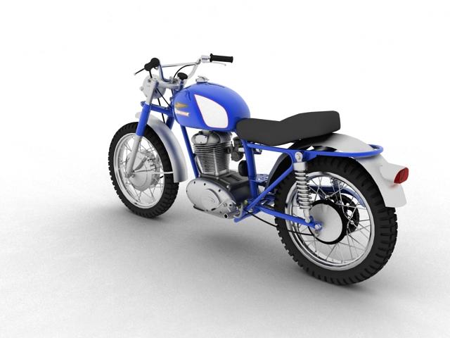 sgrialwr ducati 250 1964 3d model 3ds max fbx c4d obj 154998
