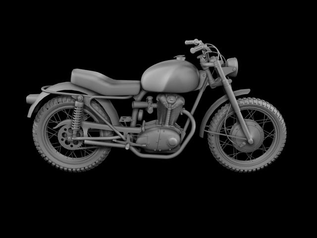 sgrialwr ducati 250 1964 3d model 3ds max fbx c4d obj 155008