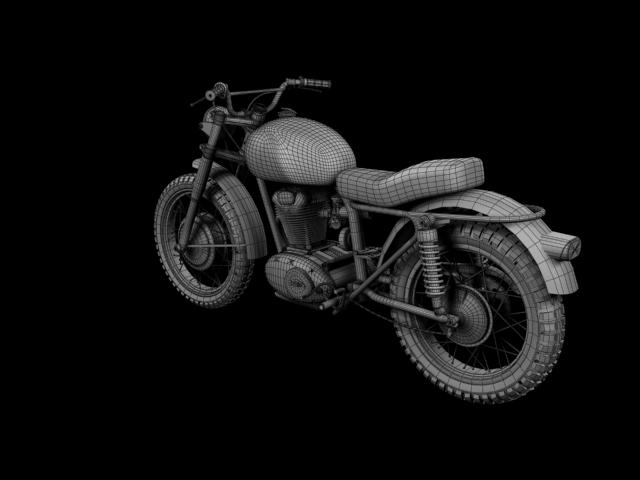 sgrialwr ducati 250 1964 3d model 3ds max fbx c4d obj 155012