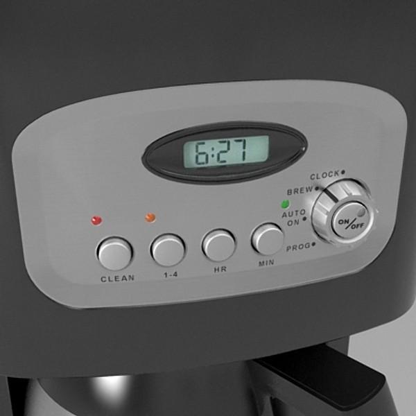 кофе машин 3d загвар 3ds fbx skp obj 115287