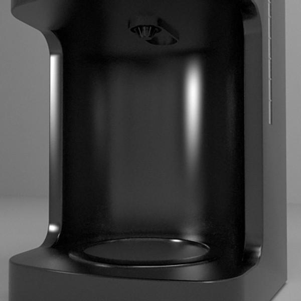кофе машин 3d загвар 3ds fbx skp obj 115288