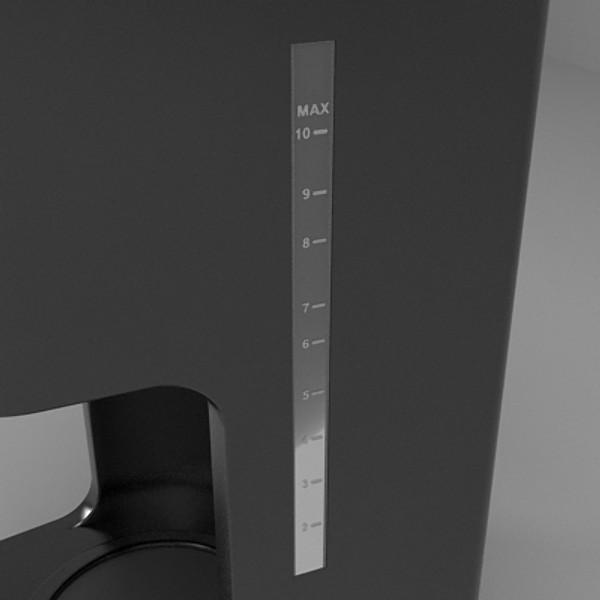 coffee machine 3d model 3ds fbx skp obj 115289