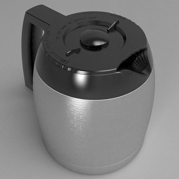 кофе машин 3d загвар 3ds fbx skp obj 115290