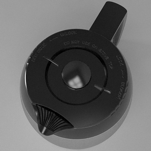 coffee machine 3d model 3ds fbx skp obj 115291