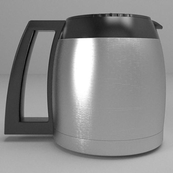 кофе машин 3d загвар 3ds fbx skp obj 115293