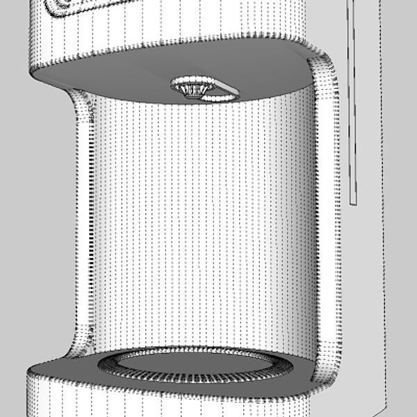 кофе машин 3d загвар 3ds fbx skp obj 115296