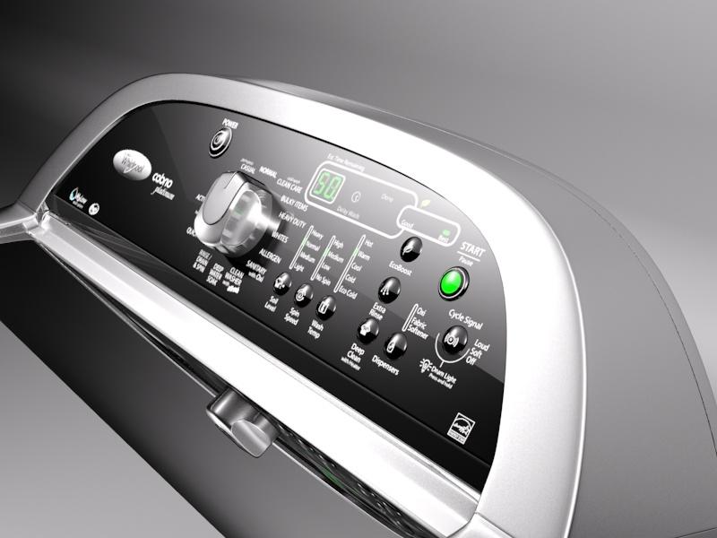 усны эргүүлэг cabrio угаалгын машин 3d загвар 3ds max 130982
