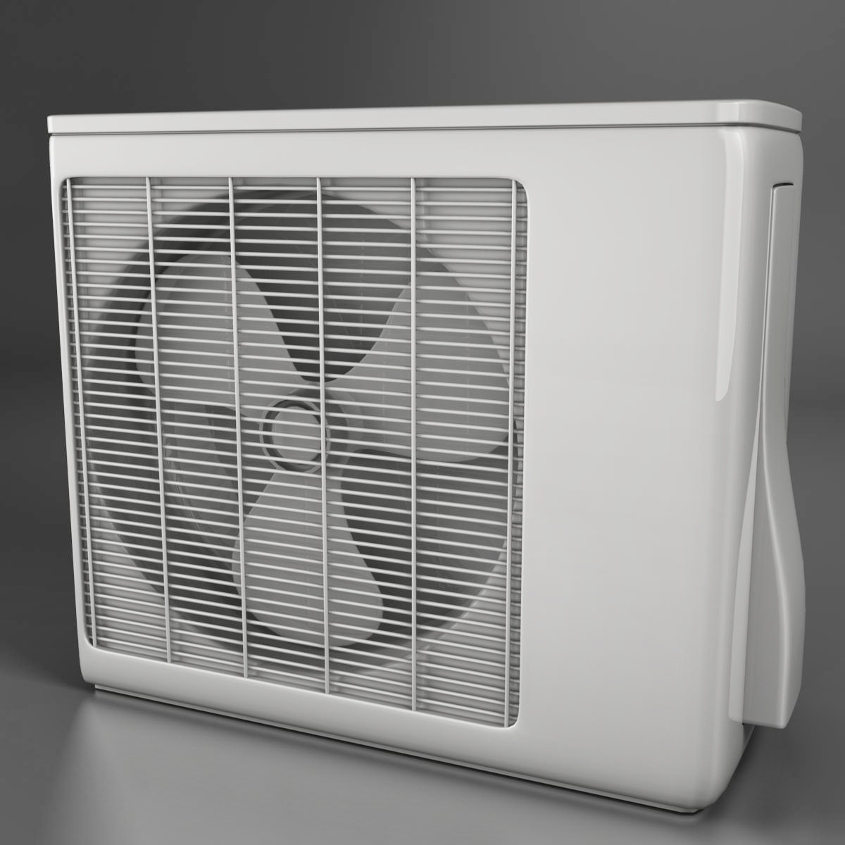 air conditioning 3d model 3ds max fbx c4d ma mb obj 159467