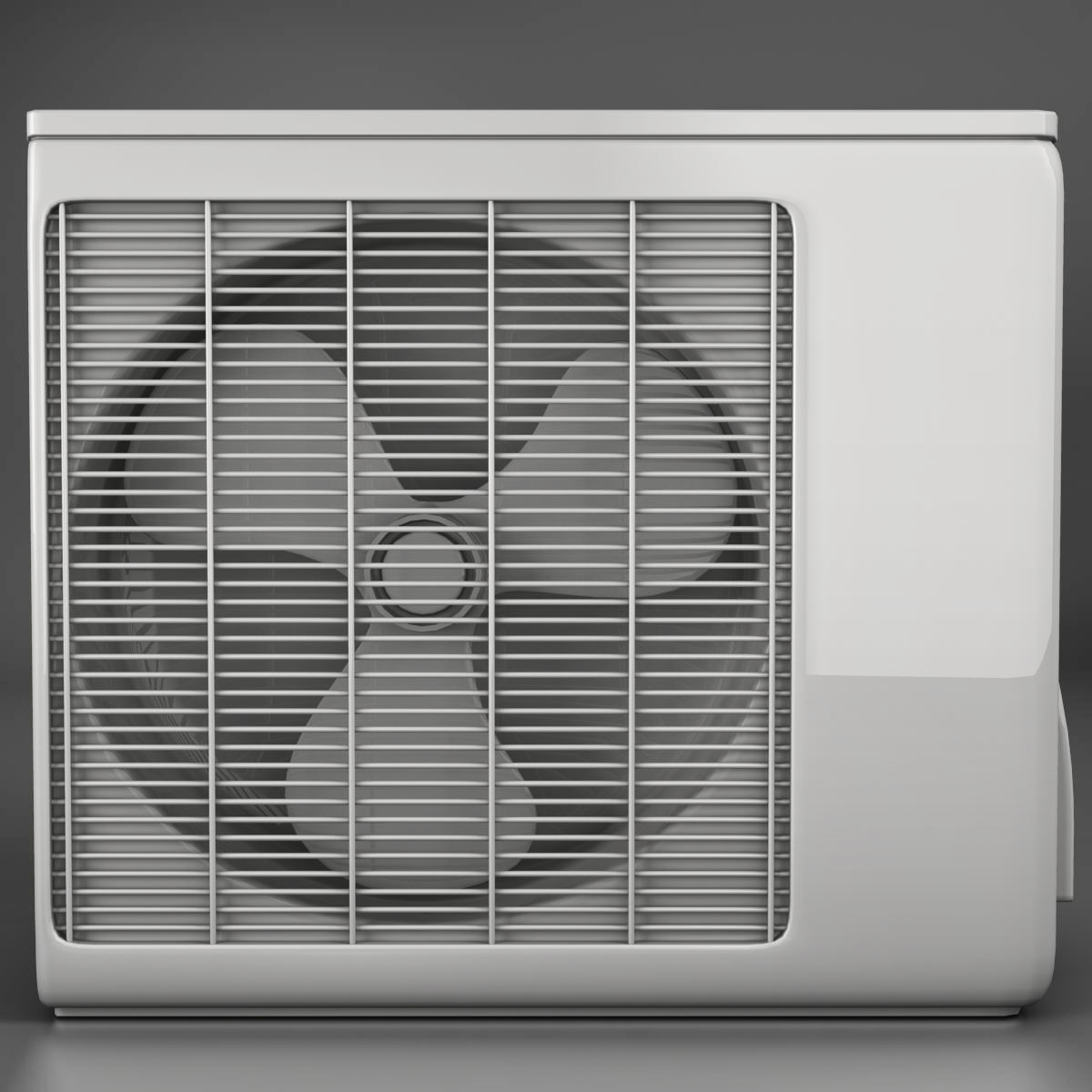 air conditioning 3d model 3ds max fbx c4d ma mb obj 159468