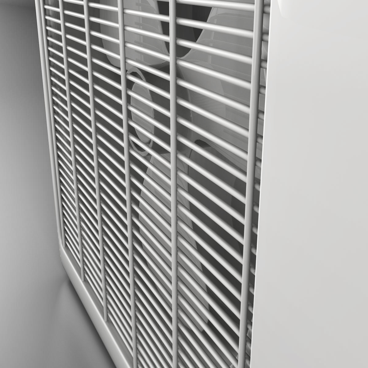 air conditioning 3d model 3ds max fbx c4d ma mb obj 159472