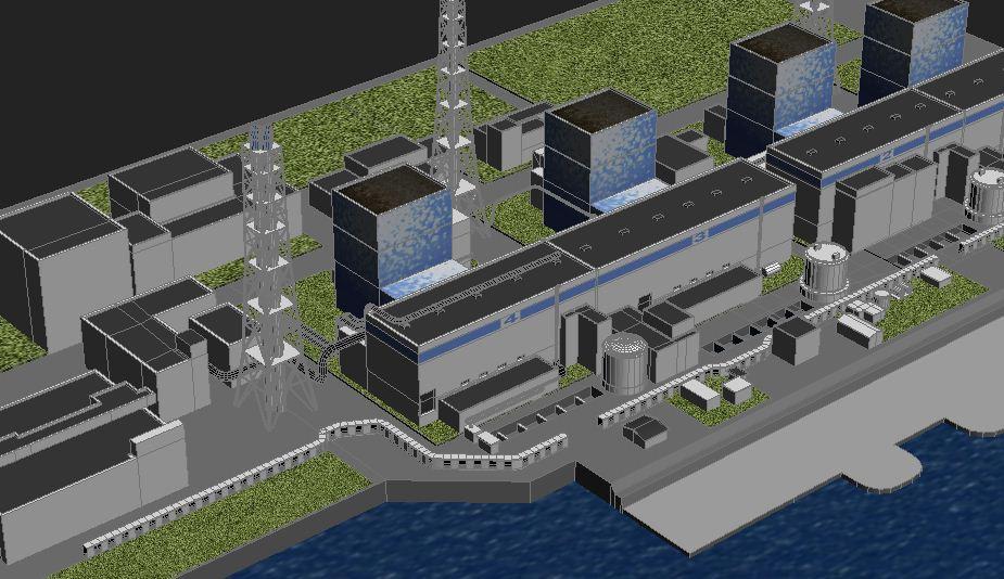Fukushima ( 111.45KB jpg by S.E )