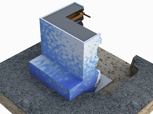 fukushima reactor 3d model max 113637