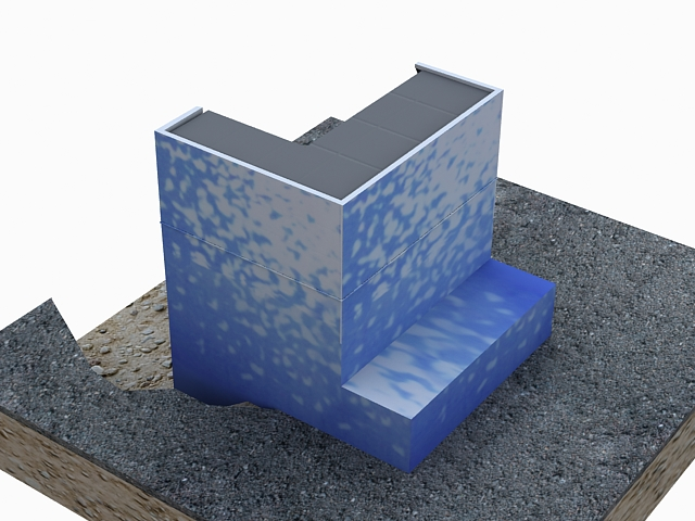 fukushima reactor 3d model max 113638
