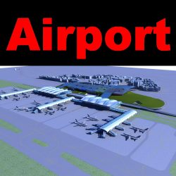 Airport 11 ( 861.77KB jpg by rose_studio )