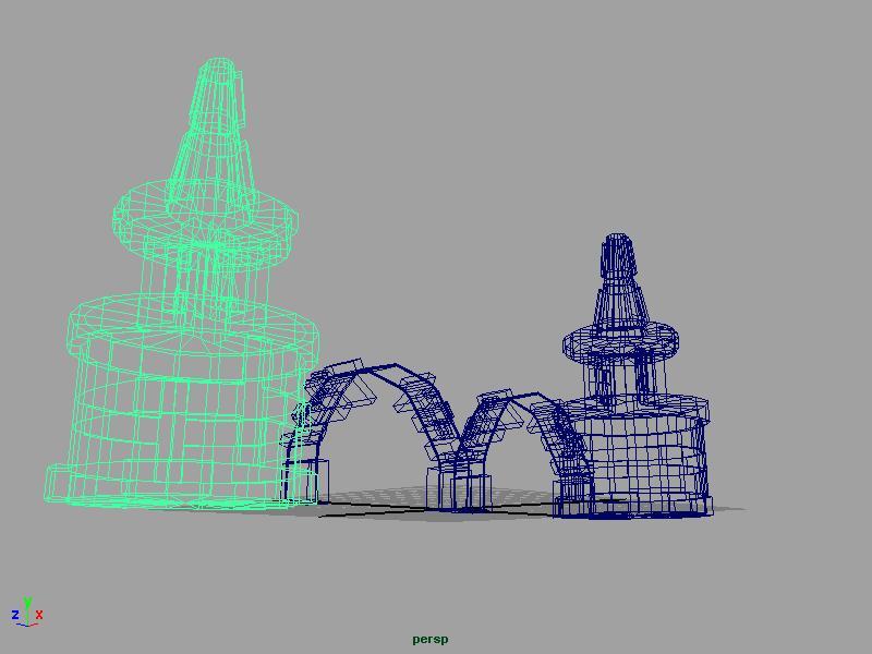 svešzemju-pasaules-torņu celtniecība 3d modelis c4d 160746