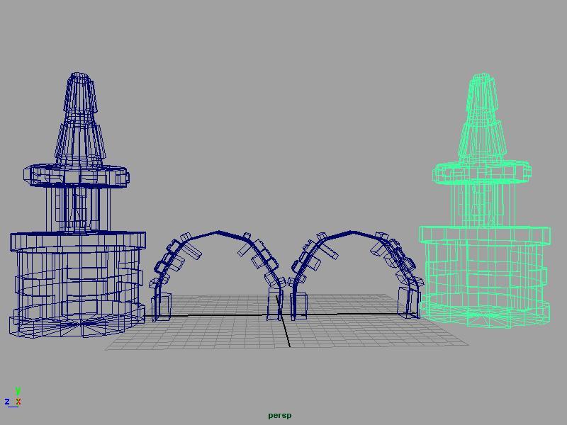 svešzemju-pasaules-torņu celtniecība 3d modelis c4d 160747
