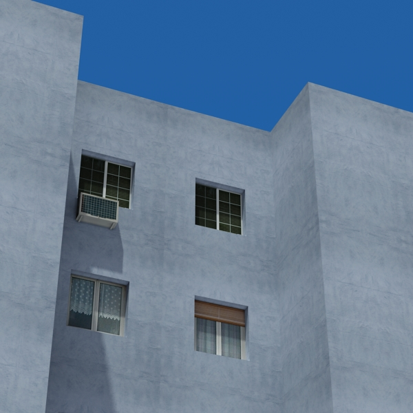 building 68 3d model 3ds max fbx obj 155424