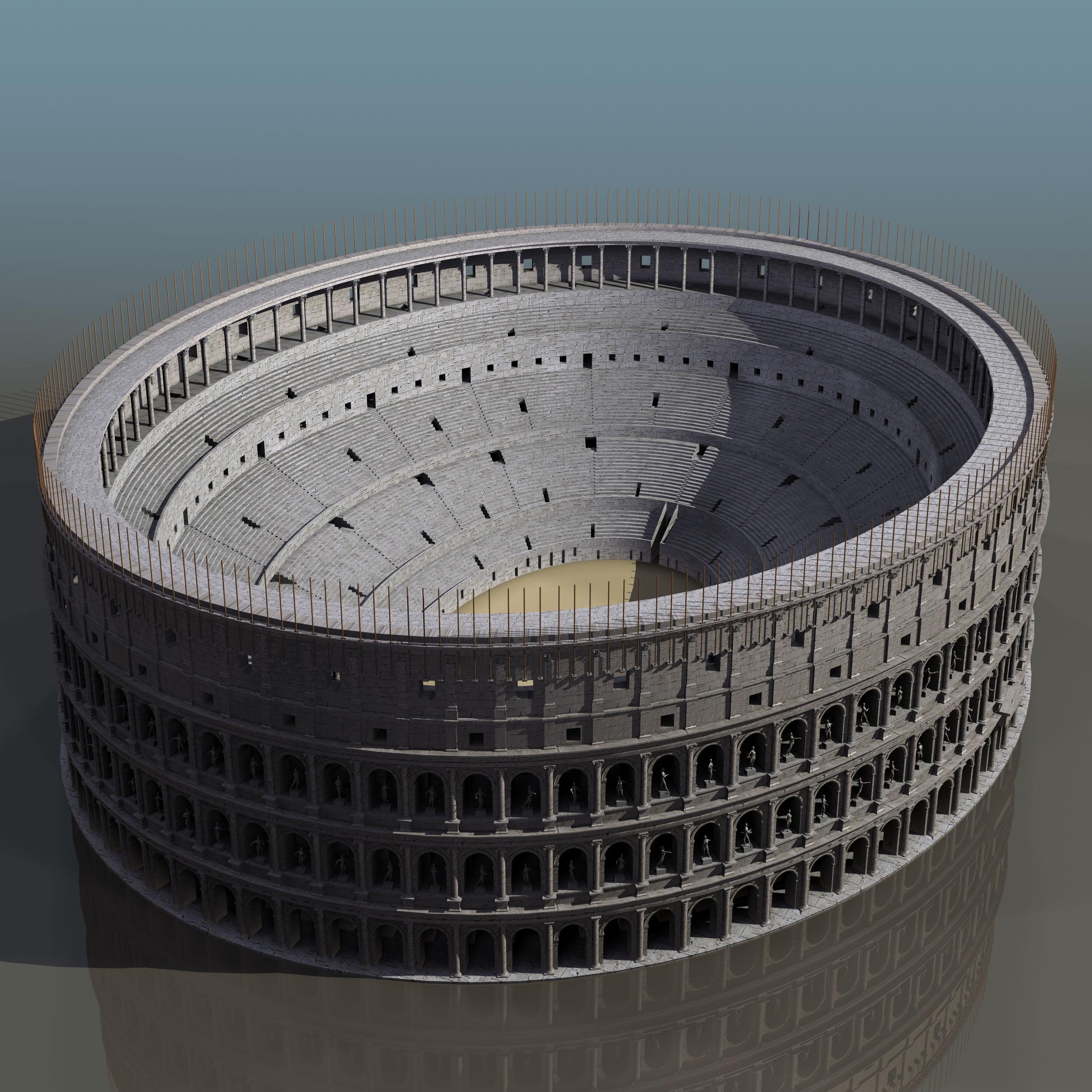 building_03 3d model 3ds 166187