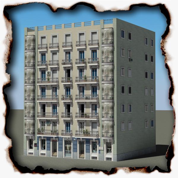 Building 82 ( 316.97KB jpg by VKModels )
