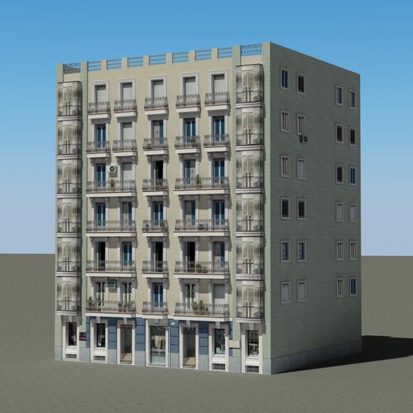 Building 82 ( 228.76KB jpg by VKModels )