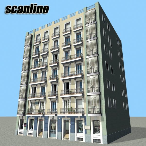 Building 82 ( 305.56KB jpg by VKModels )