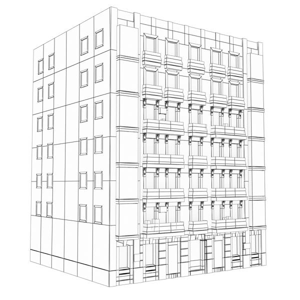 Building 82 ( 154.52KB jpg by VKModels )