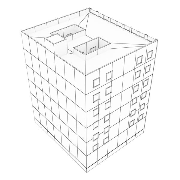 Building 82 ( 114.6KB jpg by VKModels )