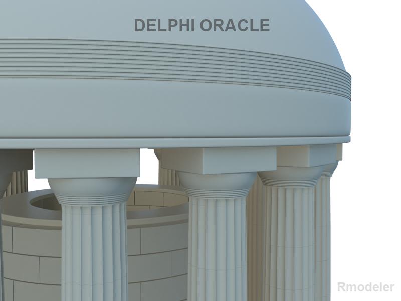 delphi oracle v2 3d múnla 3ds fbx c4d le hrc xsi obj 121013