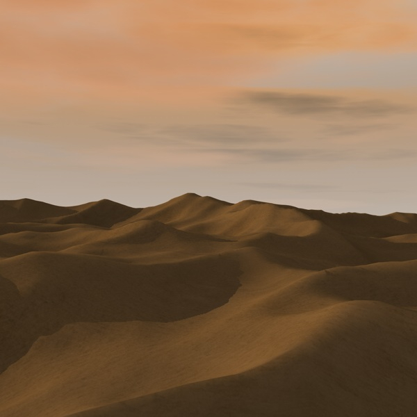 Desert 3d model 3ds max fbx c4d obj 138646
