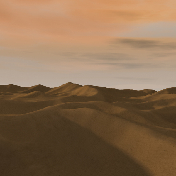 desert 3d model 3ds max fbx c4d obj 138647
